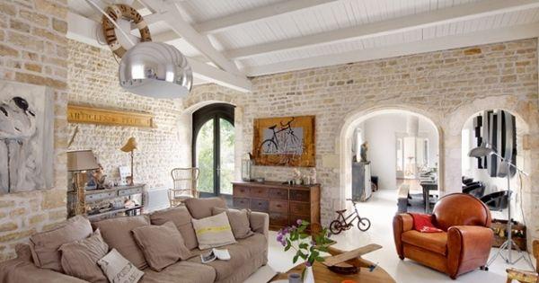 visite de maison on embarque pour l 39 le de r ile de r les et salon. Black Bedroom Furniture Sets. Home Design Ideas