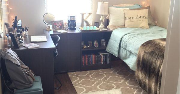 Texas Tech Dorm Room ️ Talkington Hall College