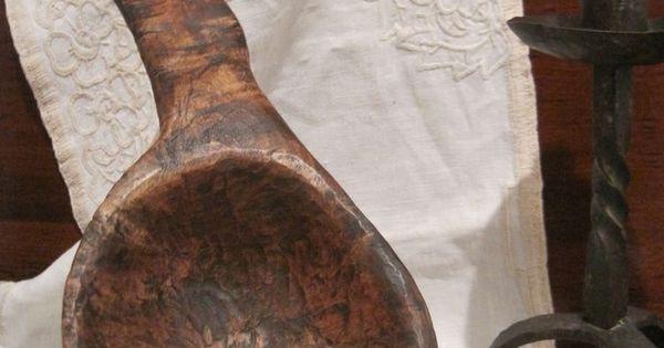 Sold Antique 1700s Primitive Native American Burl Wooden