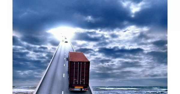 Moving Truck Companies >> Highway To Heaven by tuborg | Good photomanips | Pinterest ...