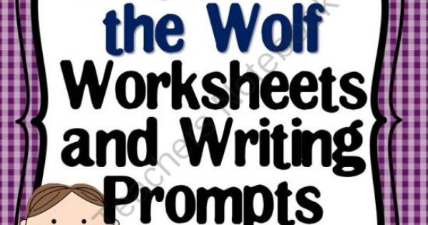 peter and the wolf worksheets and writing prompts from the bulletin board lady on. Black Bedroom Furniture Sets. Home Design Ideas