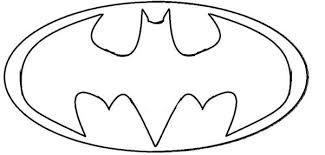 Resultado De Imagem Para Molde Do Morcego Do Batman Para Imprimir
