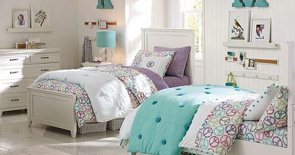 Girls Bedroom Ideas - Bedroom Decorating Ideas For Girls ...