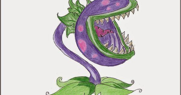 Plantas Contra Zombies Carnivora Buscar Con Google Plantas Carnivoras Plantas Contra Zombis Plantas Vs Zombies