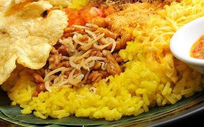 Resep Nasi Kuning Khas Indonesia Banget Yellow Rice Recipes Indian Rice Recipes Jasmine Rice Recipes