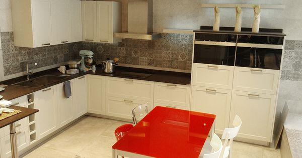 Dise o de cocina de nuestro cliente el corte ingl s - Diseno cocinas barcelona ...