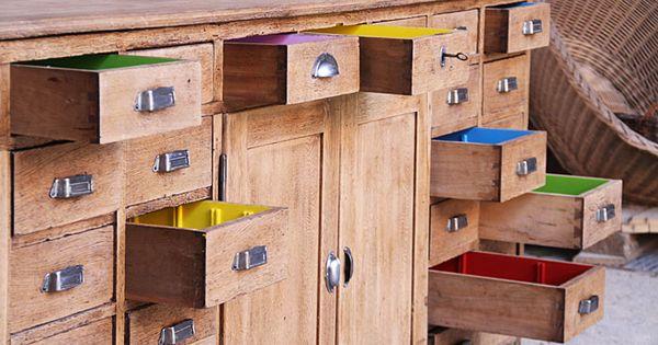 vestiaire armoire m tal vintage industriel relook bleu gentlemen designers mobilier. Black Bedroom Furniture Sets. Home Design Ideas