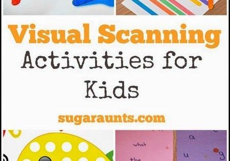 visual scanning activities for kids therapy and activities. Black Bedroom Furniture Sets. Home Design Ideas