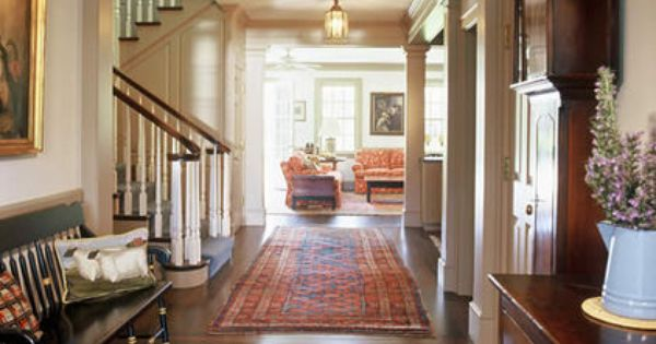 Foyer Rug Placement : How to make your home feel more welcoming condo
