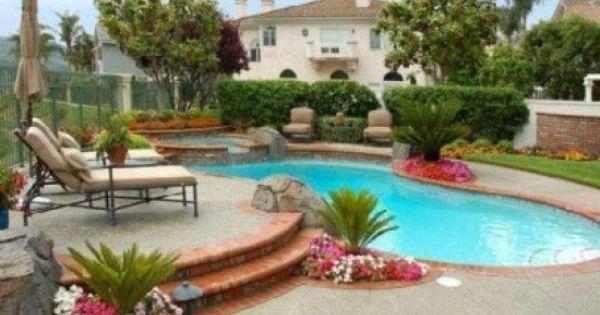 Small Built In Pool Designs Backyard Design With Mini