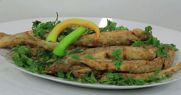 Cbc Sofra طريقة تحضير سمك مكرونة مقلي مع أرز بالشبت الشيف شربيني Recipe Food Vegetables Asparagus