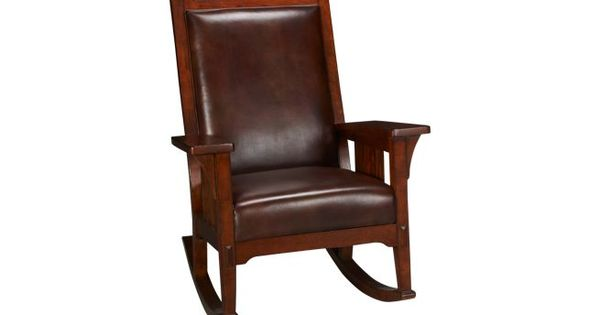 Flexsteel Las Cruces Leather Rocker Chairs And Ottmans At Jordan 39 S Furniture In Ma Ri And