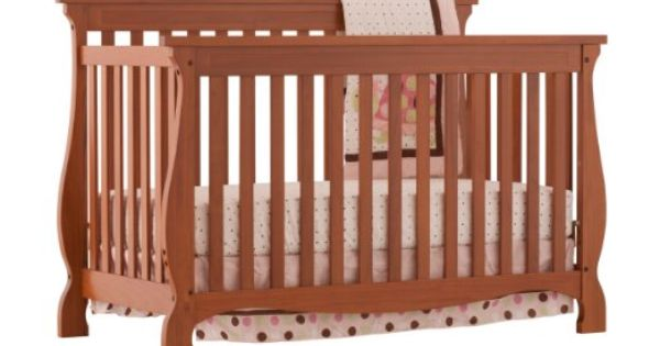 Amazon Com Stork Craft Carrara 4 In 1 Fixed Side Convertible Crib White Crib Stork Craft Carrera Baby Convertible Crib Cribs Baby Room Decor