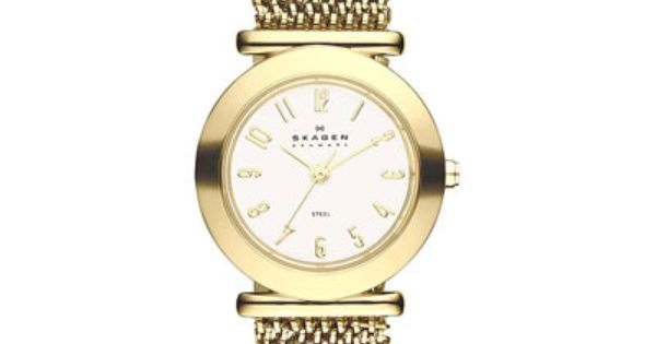 some of you have to get in on this skagen women s stainless steel