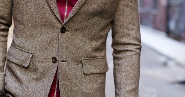 Layers | Casual with Style | Men's Fashion | Menswear | Brown