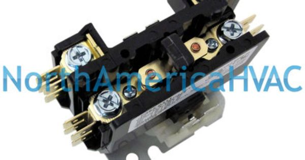 621662 Intertherm Nordyne Miller 24v Condenser Contactor Relay By Climatek Relay Weather King Condensation