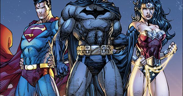 Comic Book Artist: Jim Lee | Abduzeedo Design Inspiration & Tutorials Batman