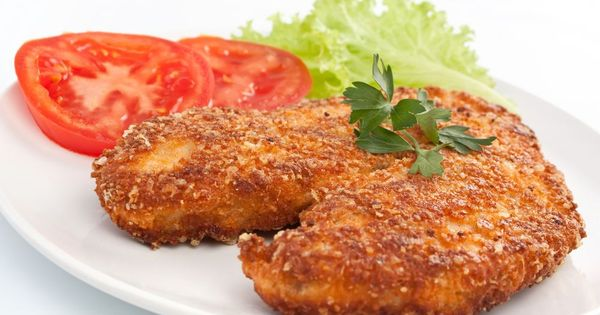 Check Out Olive Garden Parmesan Crusted Chicken It 39 S So Easy To Make Gardens Bow Ties And
