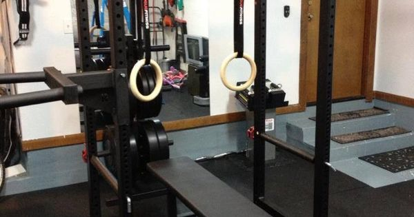 The rogue fitness westside barbell old skool quot package