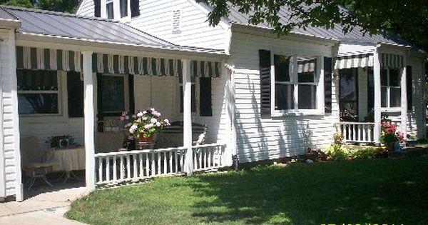 Porch Valances Made With Sunbrella Fabric Porch Valance Porch