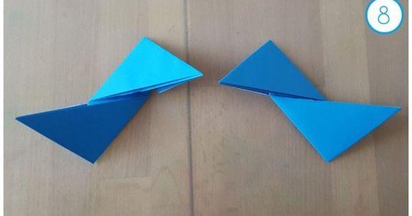 Origami Wurfstern