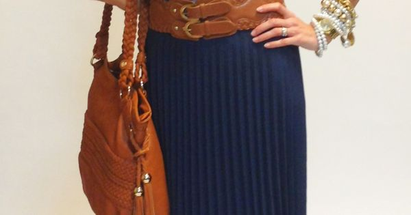 what shirt do you wear with maxi skirt 2013 chambray