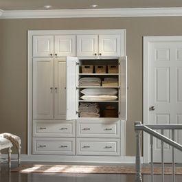 Hallway Closet Closet Built Ins Closet Remodel Build A Closet