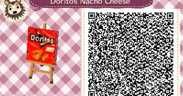 Doritos Bag (Put onto a pillow) ~Mariana Animal Crossing: New Leaf Signs and Standees ...