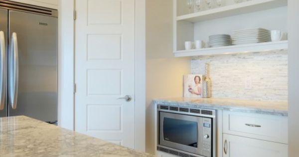 Corner Pantry Next To Fridge Kitchen Remodel Pinterest