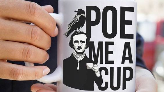 18 hilarious literary mugs that bookworms will love. Black Bedroom Furniture Sets. Home Design Ideas