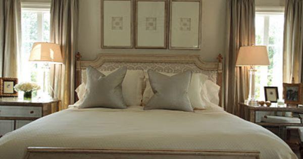 Master bedroom decoraci n pinterest recamara for Master decoracion
