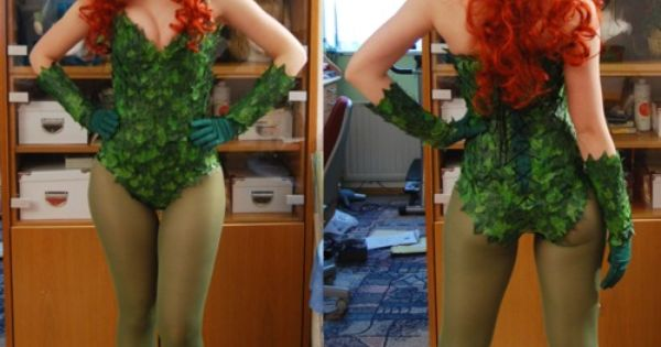 Good Poison Ivy cosplay