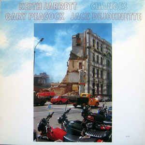 Changes Vinyl Lp Album For Sale Keith Jarrett Cover Art Keith