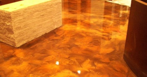 epoxy reflector flooring reflector epoxy floor brass. Black Bedroom Furniture Sets. Home Design Ideas