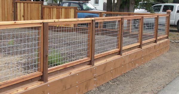 Hog Wire Fence 3 1 Hog Wire Fence And Wire Fence