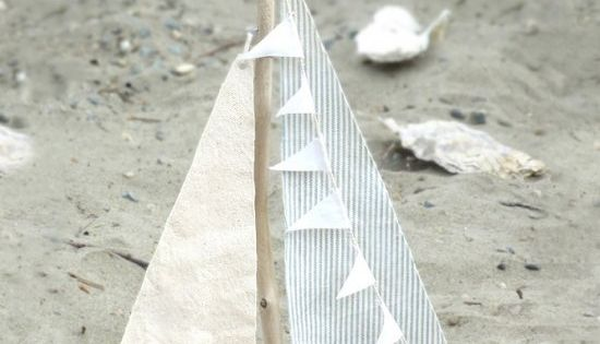 Diy driftwood sailboats step by step instructions on how for Diy driftwood sailboat