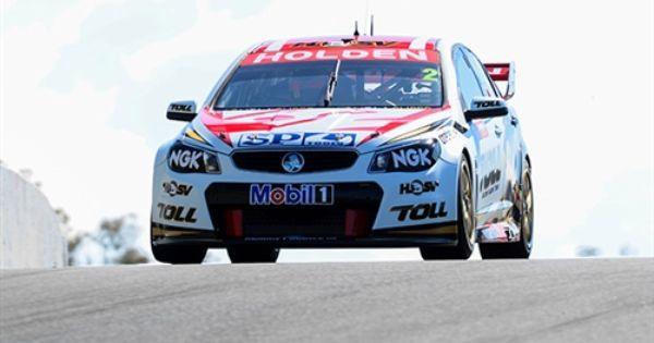 Garth Tander Nick Percat Bathurst 1000 2013 Super Cars Bathurst V8 Supercars Australia
