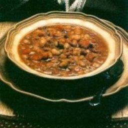 Boracho Bean Soup Or Frijoles A La Charra Restaurant Style Recipe Boracho Beans Bean Soup Food Recipes