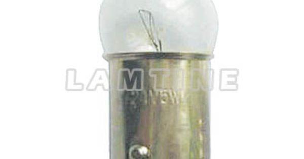 Globular Pilot Lamps Bayonet Base Lamtine Bayonet Lamp Base