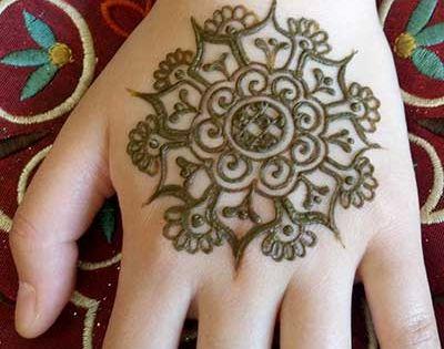 Mehndi Designs Google : Easy mandala mehndi design google search mehendi to