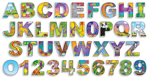 Agile image for free printable letters for bulletin boards