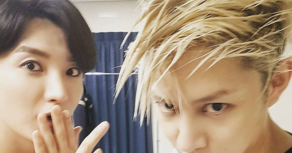 Leeteuk + Heechul   KPop Idols Same Sign   Pinterest   Hair, Love and ...