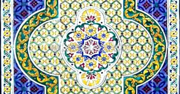 Azulejos decorativos marroqu es pintado a mano de estilo for Mosaico marroqui