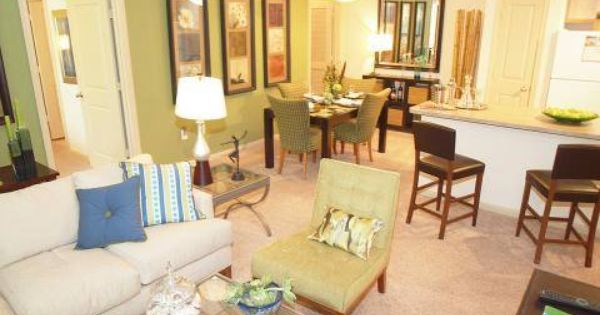 Living Area Within The 2br Apartment Apartment Bedroom Floor Plans Apartment Complexes