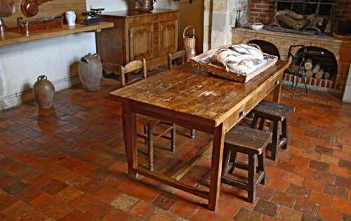 Muebles para cocinas fotos de decoraci n cocinas r sticas for Muebles para casas campestres