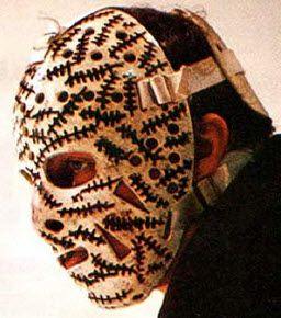 50th Anniversary Of The Goalie Mask A Celebration Of Goalie Artwork Goalie Mask Hockey Goalie Hockey
