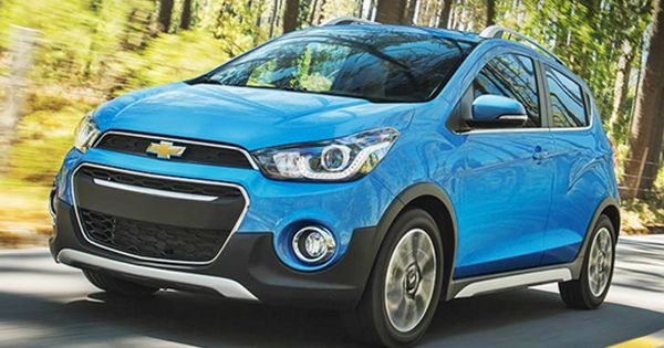 2019 Chevrolet Spark Activ To Sweeten The Arrangement The Spark Activ Likewise Incorporates A Cowhide Wrapped Controll Chevrolet Spark Chevrolet Camaro Models