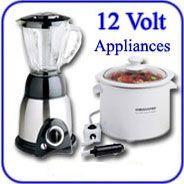 12 Volt Appliances Tv S Etc For Rvs Or Car S 12 Volt Appliances Mini Van Truck Living
