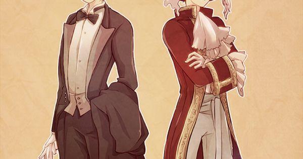 Which do you prefer- Gentleman England or Captain Arthur Kirkland?