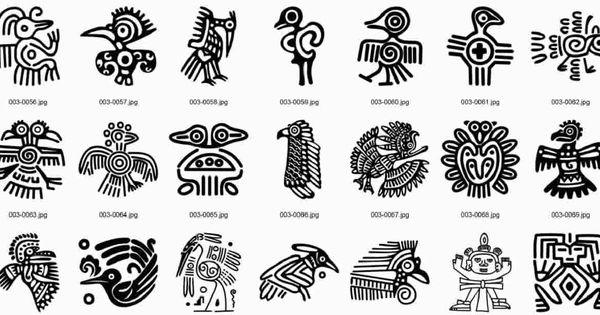 Dibujo Mayas Aztecas Incas Y Otras Culturas Americanas